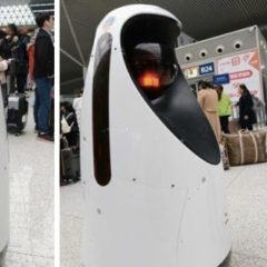 E-Patrol Robot Sheriff, o robô patrulheiro!