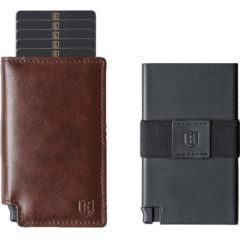 Ekster, uma carteira com bloqueio RFID e cartão solar de rastreamento
