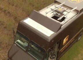 UPS também entra na onda de entregas por drones