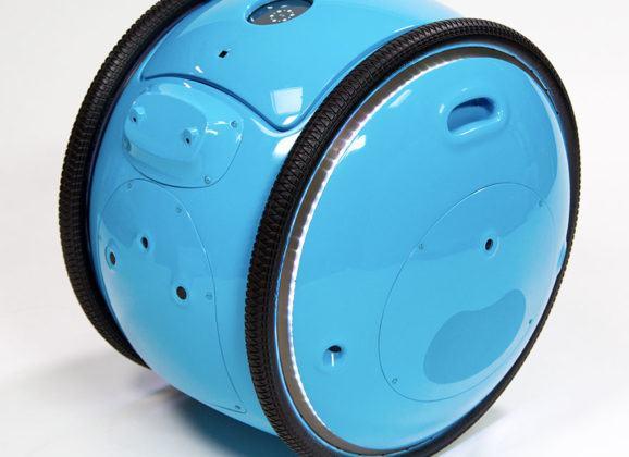 Gita, uma mochila sobre rodas que quer te seguir por aí