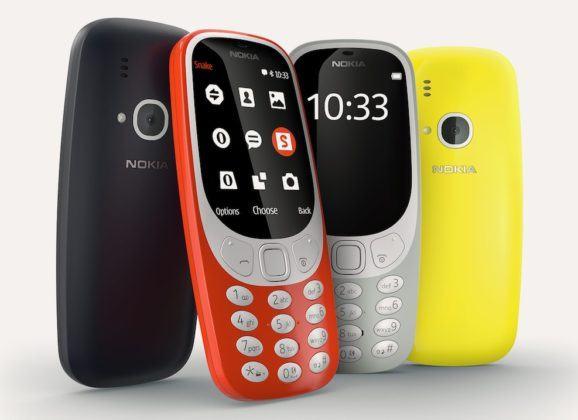 O velho celular Nokia 3310 ofusca os novos smartphones Android da própria empresa