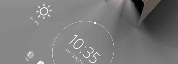 Xperia Touch, um projetor que transforma sua mesa ou parede em uma touchscreen