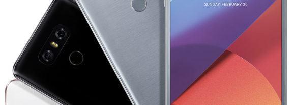 LG G6, um smartphone com tela grande, mas que cabe na sua mão
