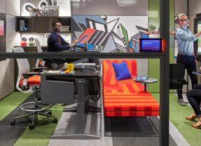 Creative Spaces: Steelcase e Microsoft lançam ambientes de escritório para linha Surface