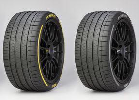 Os pneus inteligentes da Pirelli