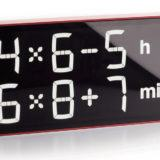 Calcule as horas com o Albert Clock!