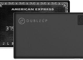 Dubleup, um power bank que você pode levar na sua carteira