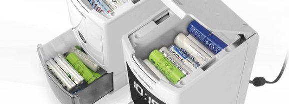Com o carregador automático da Eneroid suas pilhas nunca mais vão ficar descarregadas