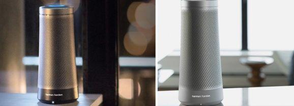 Microsoft Invoke, caixa de som Harman Kardon com assistente Cortana