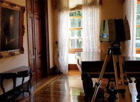 Museu Imperial de Petrópolis está sendo digitalizado pela Autodesk e outras empresas