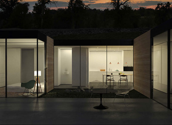 Cover usa algoritmos para construir casas personalizadas para uso e terreno
