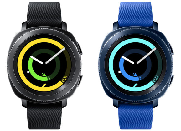 Samsung apresenta novos wearables Gear Sport e Gear Fit2 Pro e novo fone Gear Icon X