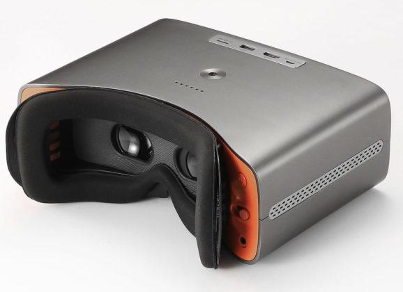 Cinera Theater, um headset que quer ser uma sala de cinema!