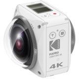 Kodak Pixpro Orbit360, uma câmera VR com resolução 4K