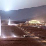 BFR–Elon Musk apresenta planos pra cidade em Marte, base na Lua e viagens pra qualquer lugar da Terra em menos de 1h