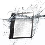 Novo Kindle Oasis é à prova d'água e tem tela maior!
