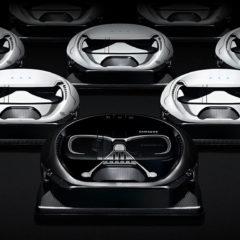 Darth Vader e Stormtrooper viram aspiradores de pó da Samsung!