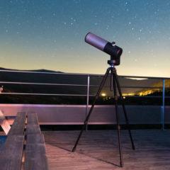 eVscope, um telescópio realmente poderoso