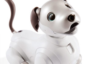 AIBO – o cão-robô da Sony ganha nova versão ainda mais simpática