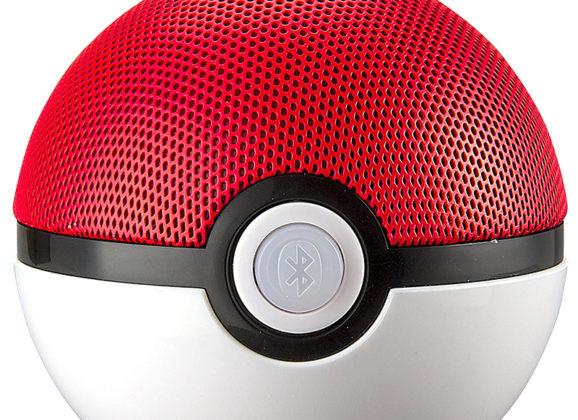 Caixa de Som Bluetooth Pokebola (Pokémon)