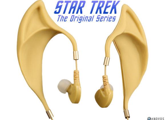 Fones de Ouvido com Orelhas Vulcanas do Sr. Spock (Star Trek)
