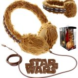 Fones de Ouvido Chewbacca Co-Pilot Cans Star Wars Headphones