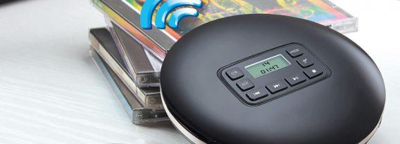 """CD Player """"The Only"""" Wireless com conexão sem fio Bluetooth"""