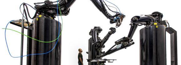 Relativity quer criar foguetes em Marte com a Stargate, uma linda impressora 3D