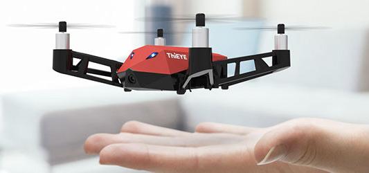 Drone Dr. X da ThiEye, com ótimo desconto na GearBest para leitores do DD.