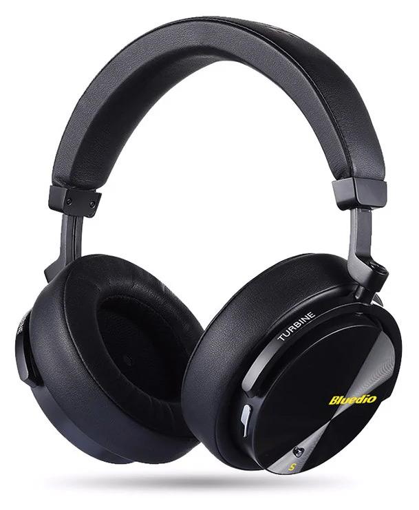 Bluedio T5S, um fone Bluetooth com cancelamento ativo de ruídos