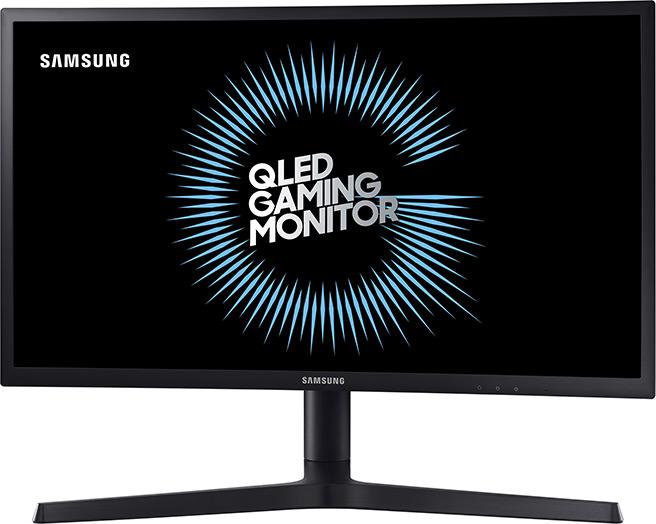 "QLED Gaming monitor da Samsung de 27"""