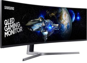 Samsung lança seus monitores gamers QLED Gaming na BGS 2018