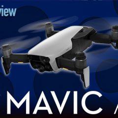 Review do drone Mavic Air da DJI –DD.TV