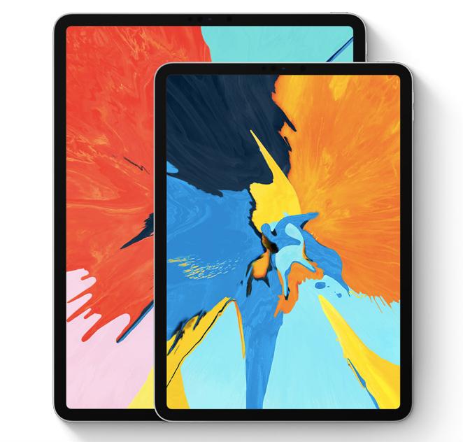 Novo iPad Pro da Apple tem duas versões, de 11 e 12,9 polegadas.