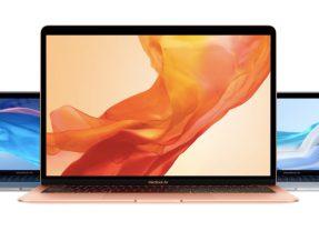 Macbook Air ganha nova versão, com tela Retina, bordas finas e Touch ID