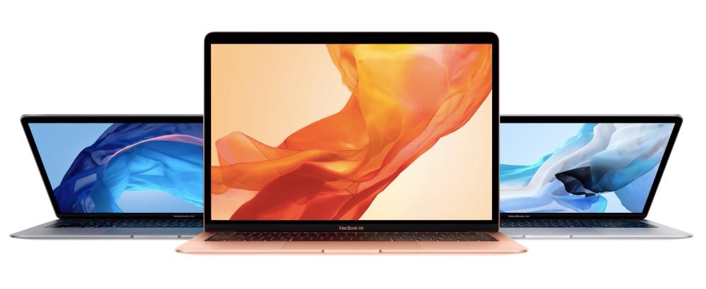 Novo MacBook Air lançado hoje tem tela Retina e Touch ID