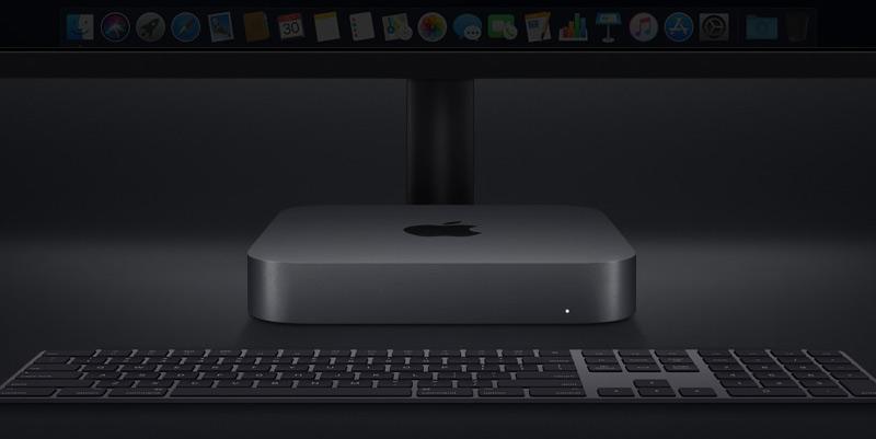 Mac Mini versão 2018