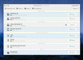 Disk Drill, um app que recupera arquivos apagados e otimiza seu PC ou Mac