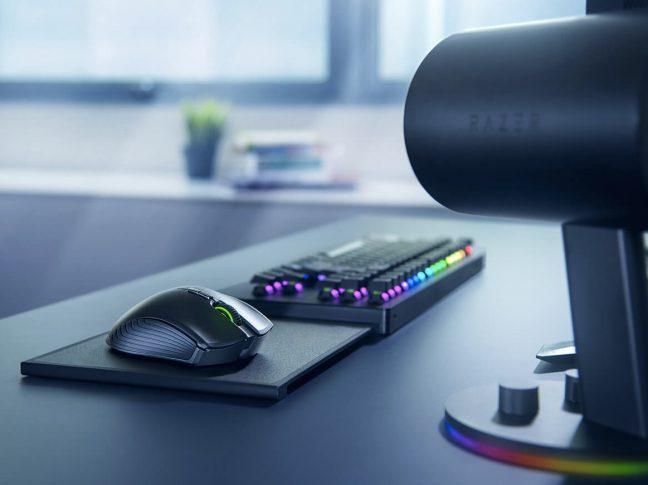 Razer Turret, um mouse e teclado sem fios feitos para o Xbox One