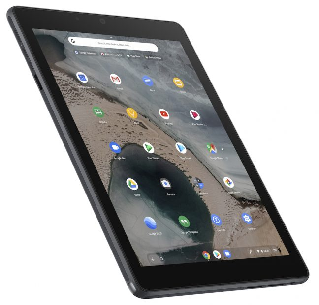 Tablet Asus CT100 com Chrome OS