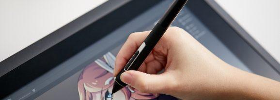 Wacom Cintiq 16, uma mesa digitalizadora com tela com resolução Full HD