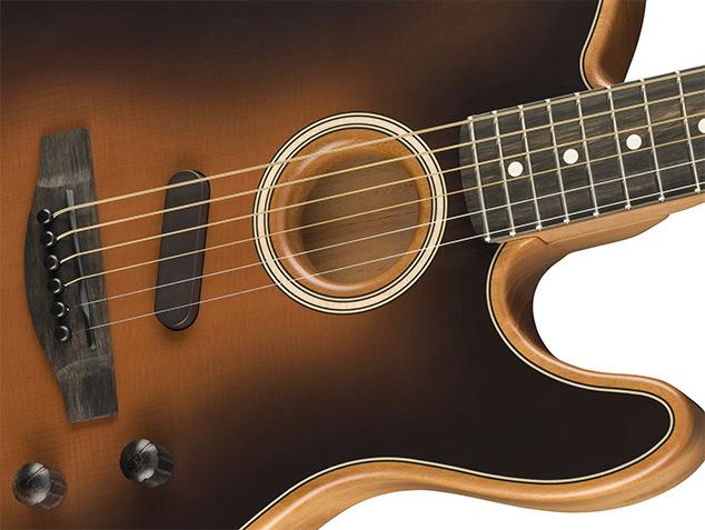 American Acoustasonic Telecaster da Fender, a reinvenção do violão