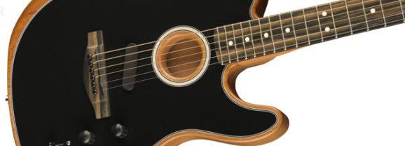 Fender reinventa o violão com o American Acoustasonic Telecaster
