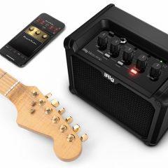 iRig Micro Amp, feito pra quem quer tocar guitarra em qualquer lugar