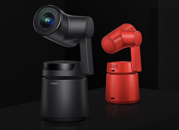 Obsbot Tail, uma câmera com inteligência artificial que te grava sozinha