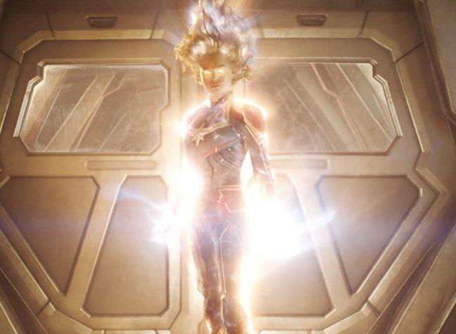Brie Larson brilhando mais uma vez em Capitã Marvel