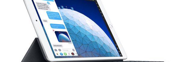 Conheça os novos iPad Air e iPad Mini, agora com processador A12 Bionic