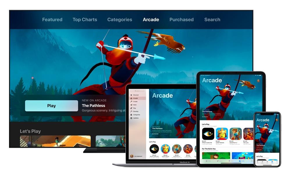 Apple Arcade, serviço de assinatura de games da Apple