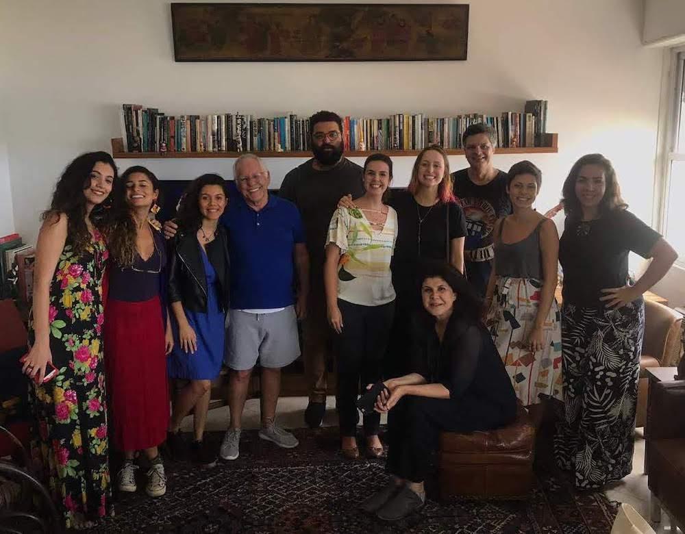 Assistimos ao vivo a gravação de Em Casa com Nelson Motta, programa da GloboNews