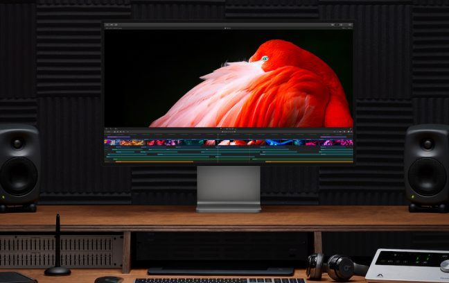 Monitor Apple Pro Display XDR